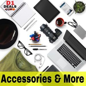@D1Deals Accessories and More- Check Out Prices 💵